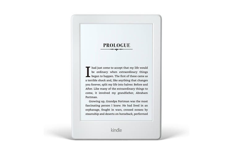 Amazon Kindle Paperwhite (7th Generation, 4GB, White)