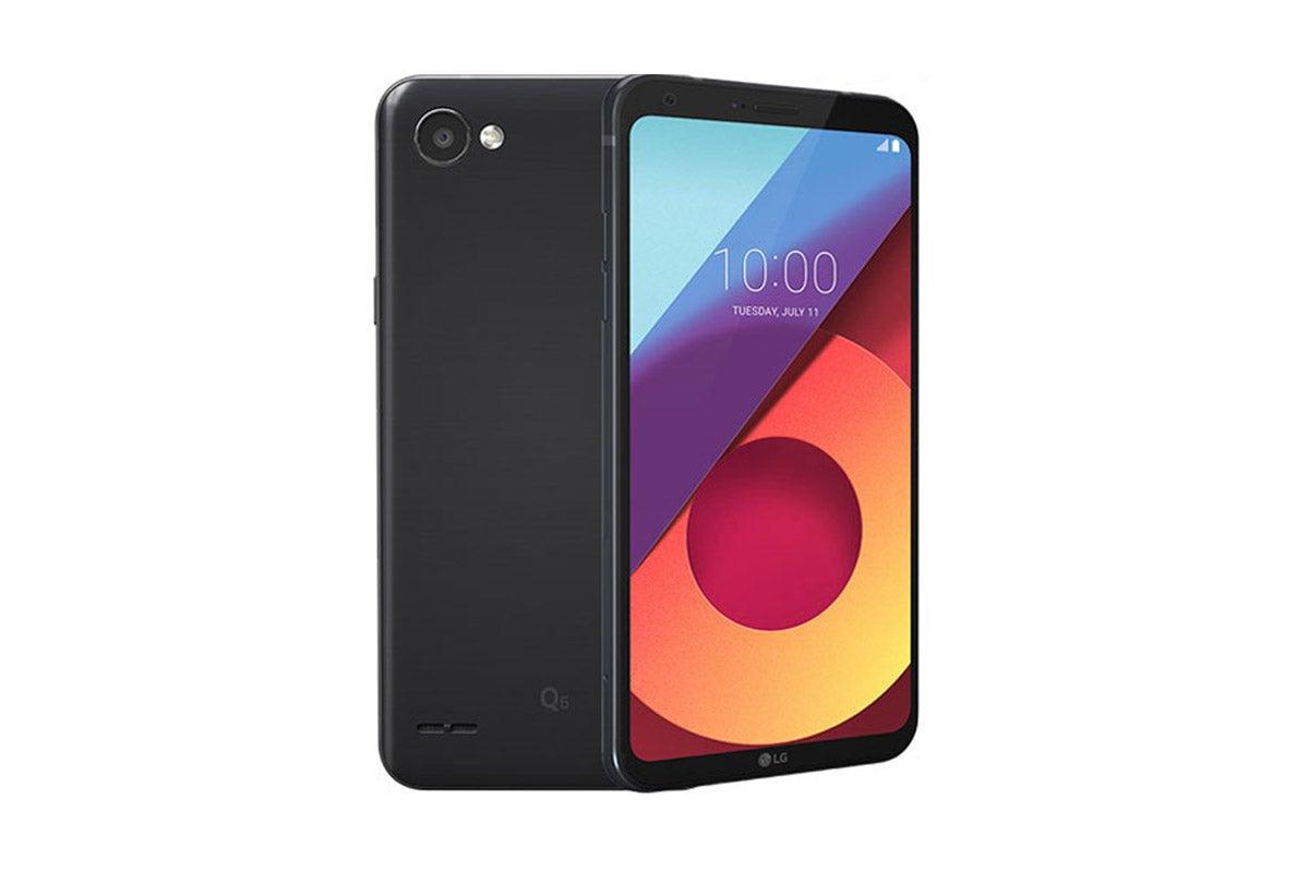 Image of LG Q6 (32GB, Black)