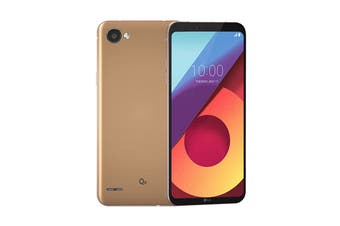 LG Q6 (32GB, Gold)