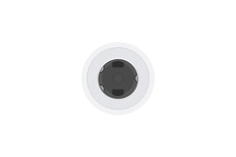 Apple Lightning to 3.5mm Headphone Jack Adapter - (3 Pack)