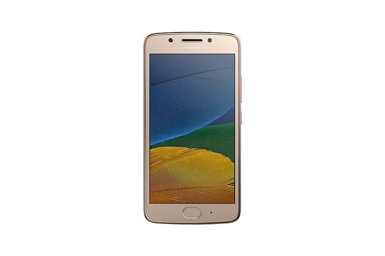 Motorola Moto G5 XT1676 Dual SIM (16GB, Gold)