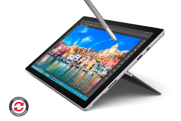 Microsoft Surface Pro 4 (128GB, m3, 4GB RAM) - Certified Refurbished
