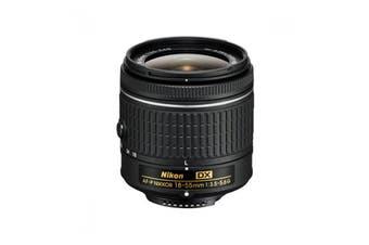 Nikon AF-P DX 18-55mm f/3.5-5.6G VR Lens