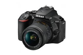 Nikon D5600 DSLR AF-P 18-55mm VR Lens Kit