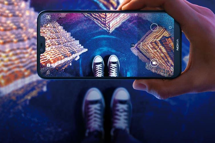 Nokia 6.1 Plus (64GB, Blue)
