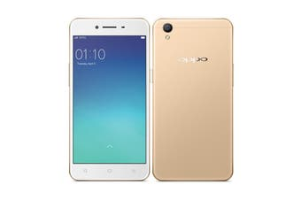 Oppo A37 (16GB, Gold)