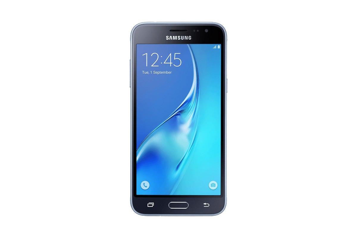 Samsung Galaxy J3 2016 (8GB, Black)