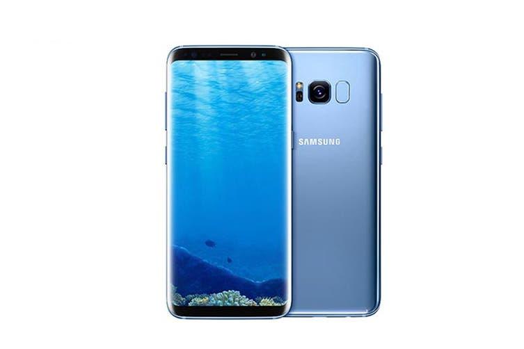 Samsung Galaxy S8 (64GB, Coral Blue)