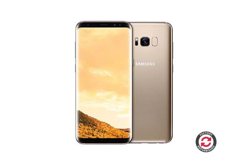 Samsung Galaxy S8 Refurbished (64GB, Maple Gold) - A Grade