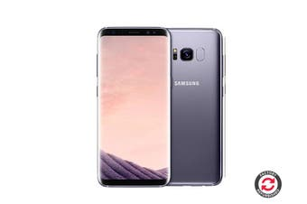Samsung Galaxy S8 Refurbished (64GB, Orchid Grey) - A Grade