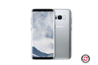 Refurbished Samsung Galaxy S8 (64GB, Arctic Silver)