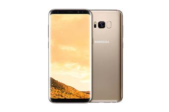 Samsung Galaxy S8+ (64GB, Maple Gold) - Australian Model