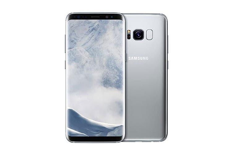 Samsung Galaxy S8+ (64GB, Arctic Silver)