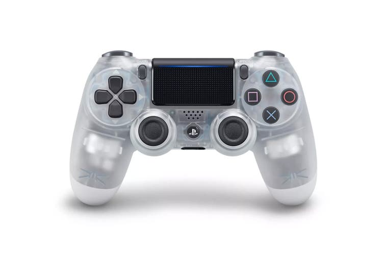 PlayStation Dualshock 4 Controller (Crystal)