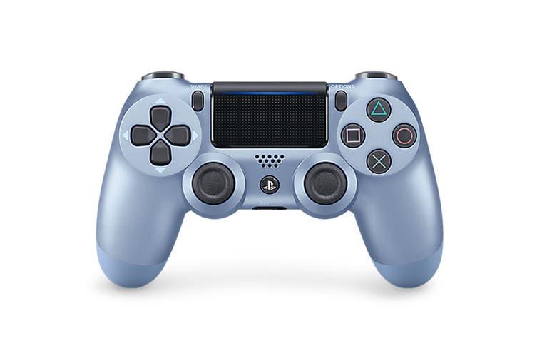PlayStation Dualshock 4 Controller (Titanium Blue)