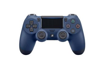 Sony PlayStation Dualshock 4 Controller (Midnight Blue)