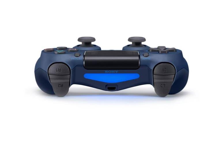 PS4 PlayStation Dualshock 4 Controller (Midnight Blue)
