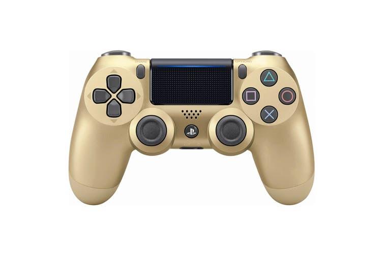 PlayStation Dualshock 4 Controller (Gold)
