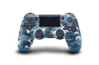 PlayStation Dualshock 4 Controller (Blue Camouflage)
