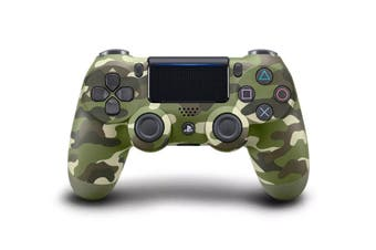 Sony PlayStation Dualshock 4 Controller (Green Camo)