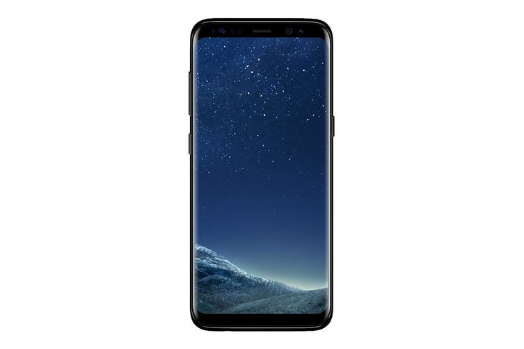 Samsung Galaxy S8 (64GB, Black) - Samsung Certified Refurbished