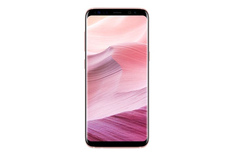 Samsung Galaxy S8 Dual SIM (64GB, Rose Pink)