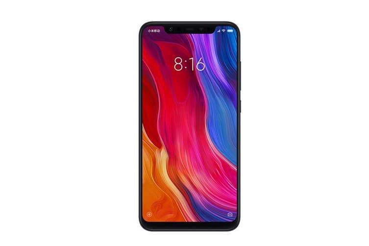 Xiaomi Mi 8 (128GB, Black) - Global Model