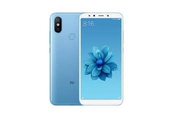 Xiaomi Mi A2 (64GB, Blue) - Global Model