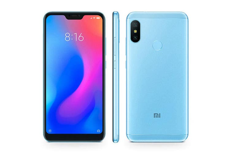 Xiaomi Mi A2 Lite (64GB, Blue) - Global Model