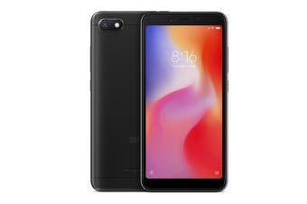 Xiaomi Redmi 6A (16GB, Black) - Global Model