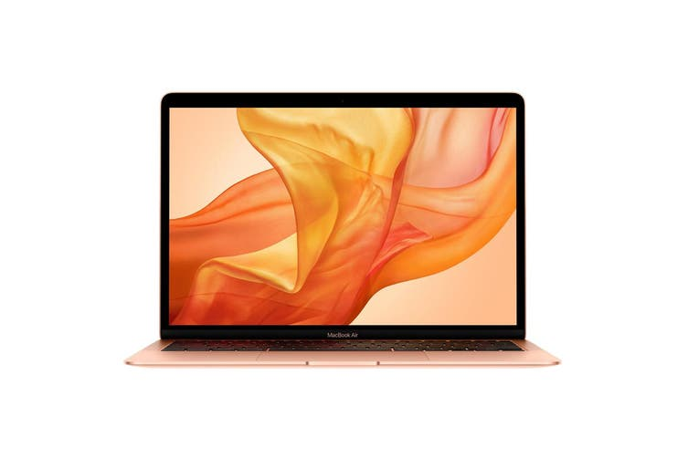 "Apple 13.3"" MacBook Air 2020 MVH52 (1.1GHz i5, 8GB RAM, 512GB SSD, Gold) - AU/NZ Model"