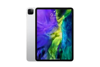 "Apple iPad Pro 11"" 2020 Version (1TB, Cellular, Silver)"