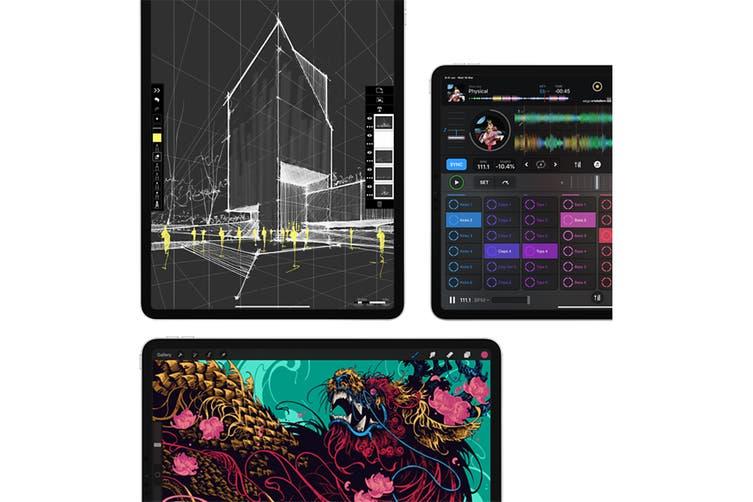 "Apple iPad Pro 11"" 2020 Version (256GB, Cellular, Space Grey)"