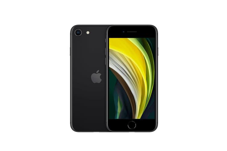 Apple iPhone SE 2020 (64GB, Black)