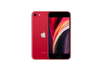 Apple iPhone SE 2020 (64GB, (PRODUCT)RED)
