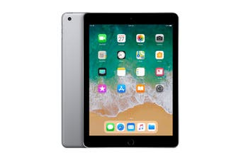 Apple iPad 2018 (Cellular, Space Grey)