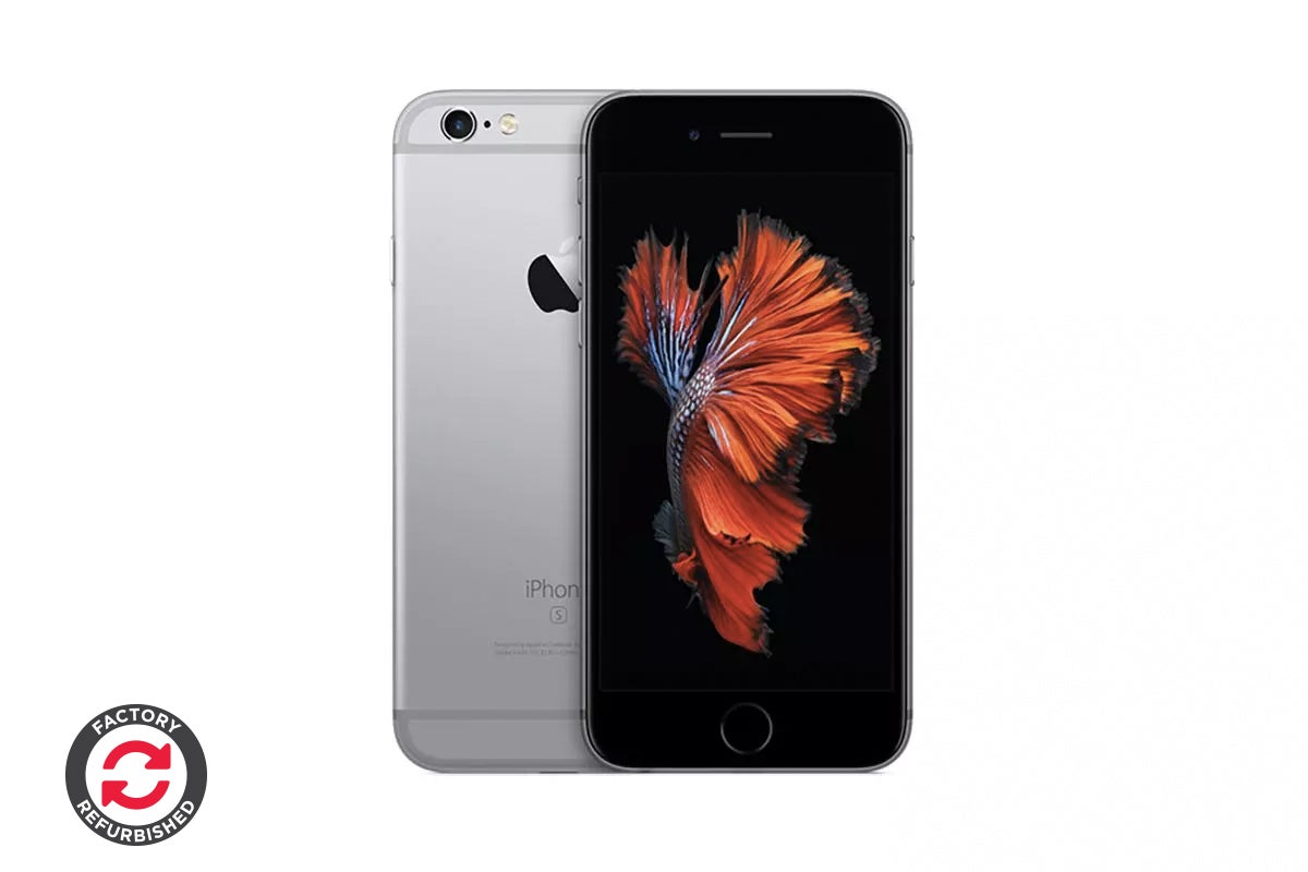 apple iphone 6s refurbished space grey compare club. Black Bedroom Furniture Sets. Home Design Ideas