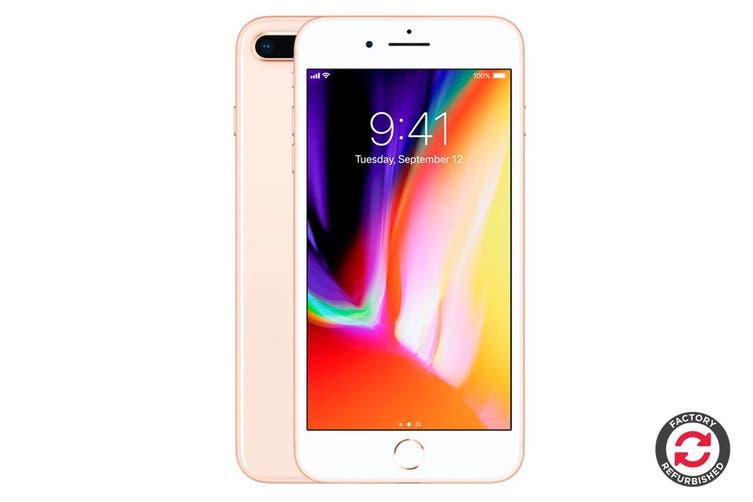 Apple iPhone 8 Plus Refurbished (64GB, Gold) - A Grade