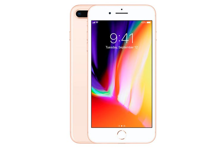 Apple iPhone 8 Plus Refurbished (256GB, Gold) - AB Grade
