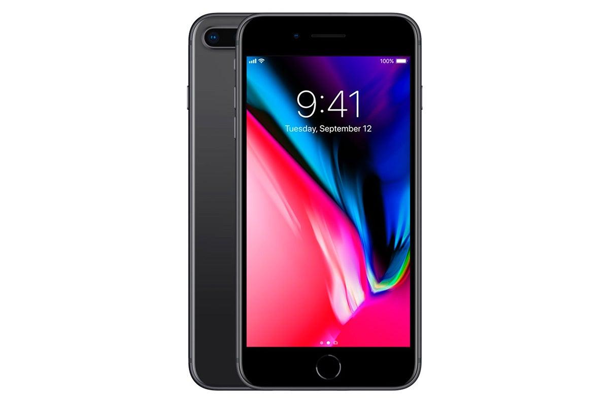 Image of Apple iPhone 8 Plus (256GB, Space Grey)