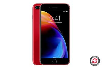 Apple iPhone 8 Plus Refurbished (64GB, RED - Special Edition) - A Grade