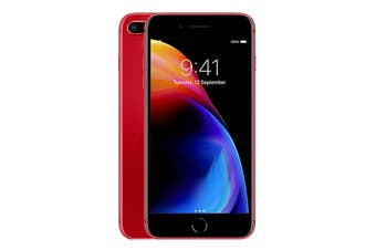 Apple iPhone 8 Plus (64GB, RED - Special Edition)