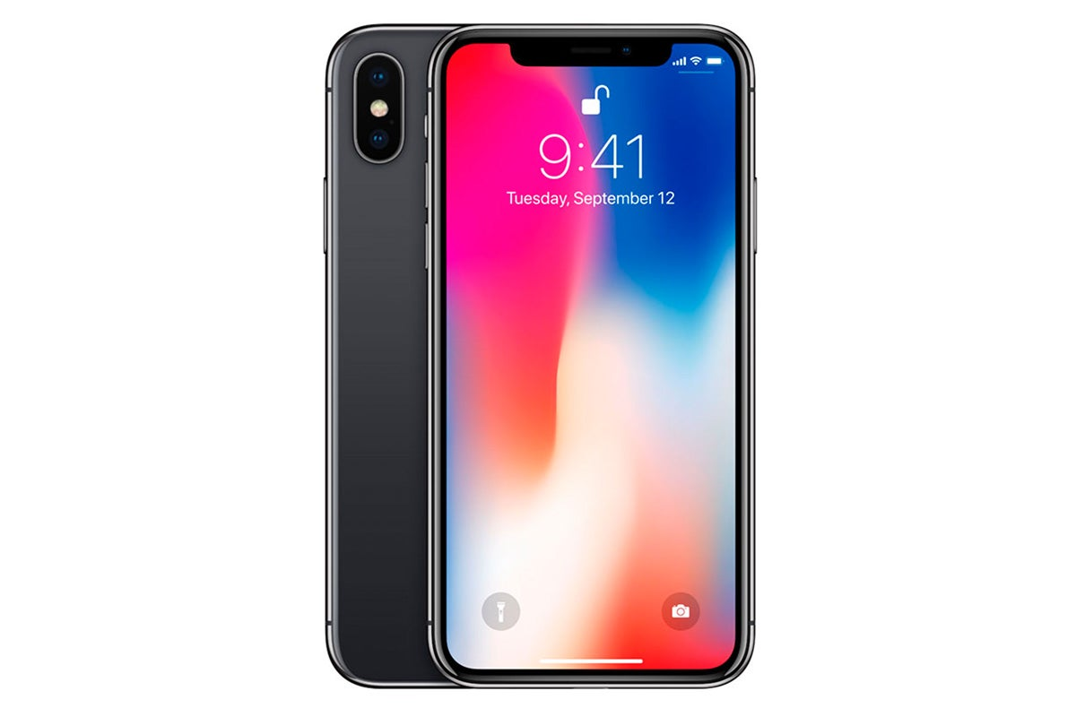 Image of Apple iPhone X (256GB, Space Grey)