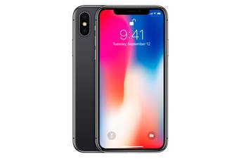 Apple iPhone X (64GB, Space Grey) - Apple Certified Refurbished