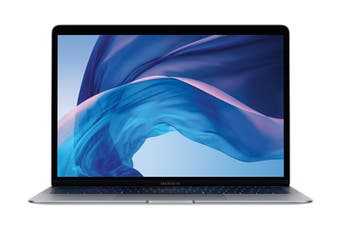 "Apple 13.3"" MacBook Air (1.6GHz i5, 8GB RAM, 128GB SSD, Space Gray) - MRE82 - AU/NZ Model"