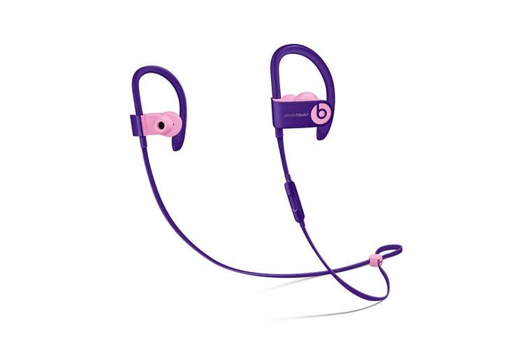 Beats Powerbeats3 Wireless Earphones Pop Collection (Pop Violet)