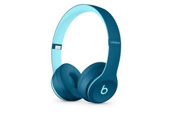 Beats Solo3 Wireless Headphones Pop Collection (Pop Blue)