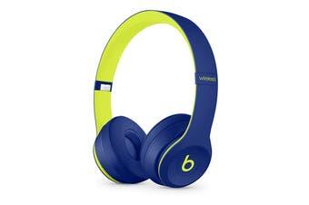 Beats Solo3 Wireless Headphones Pop Collection (Pop Indigo)