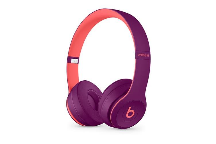 Beats Solo3 Wireless Headphones Pop Collection (Pop Magenta)