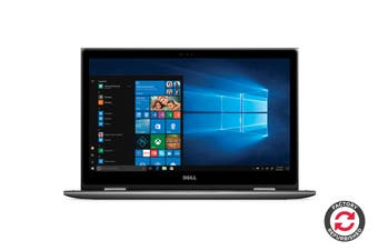 """Dell Inspiron 15 5579 15.6"""" Convertible 2-in-1 Touch Screen Laptop (i7-8550U, 8GB RAM, 256GB SSD, Gray) - Certified Refurbished"""